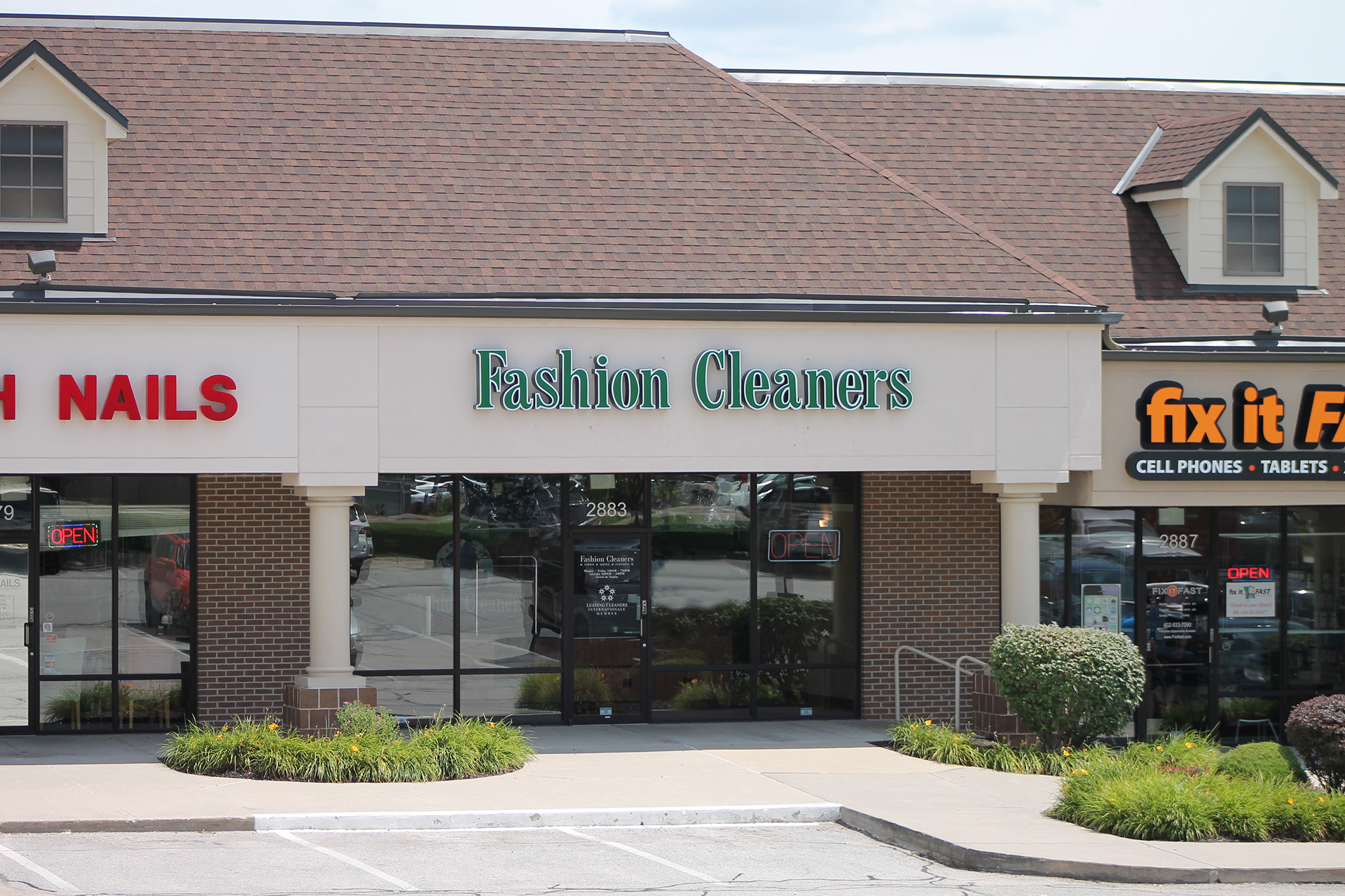 Serving Metro Omaha with Six Convenient Locations - Fashion Cleaners - Armbrust Store