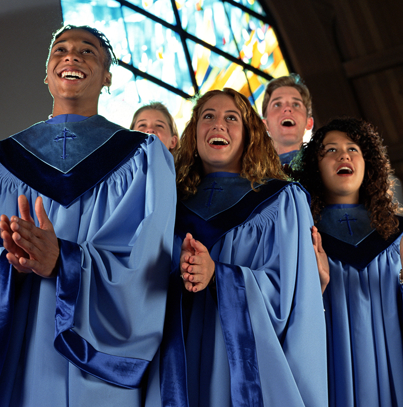 Church and Choral Robes Cleaning Service at Fashion Cleaners Omaha