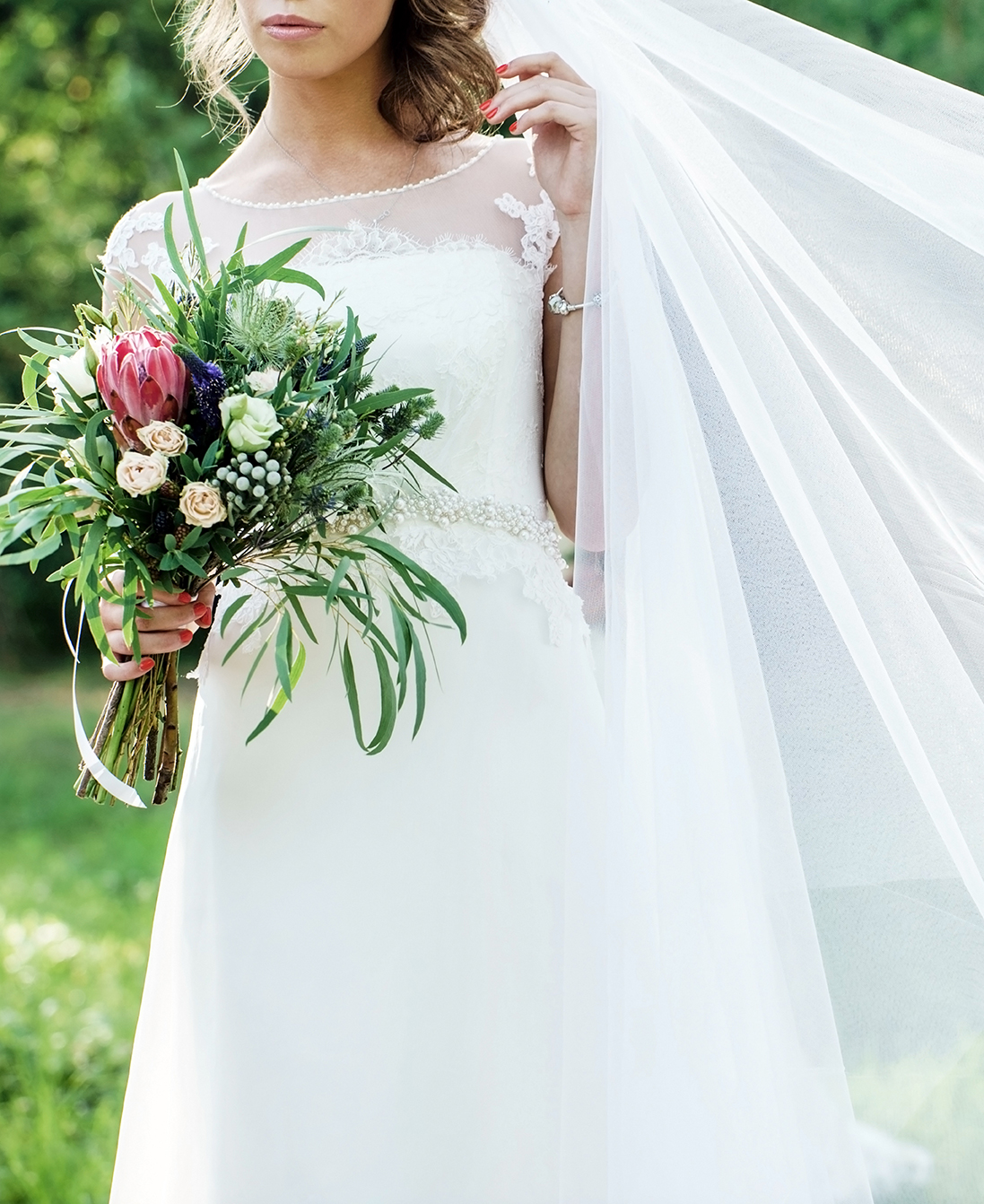 Wedding Gown Care in Omaha | Fashion Cleaners