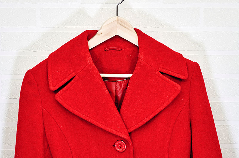 How to care for a wool coat or jacket