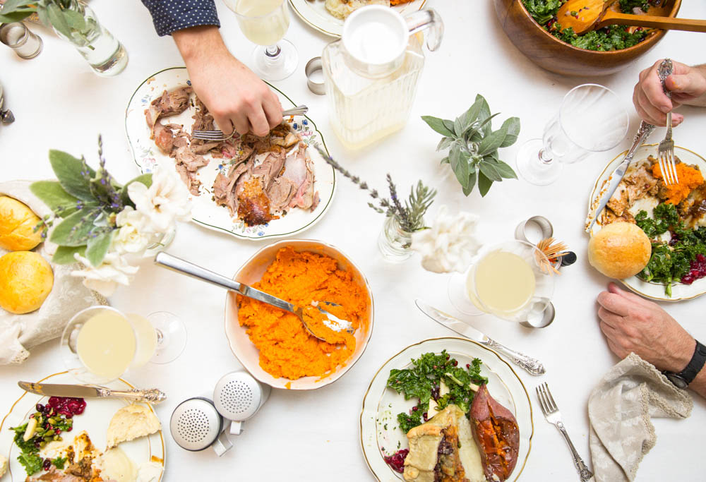 Holiday Feast with Friends