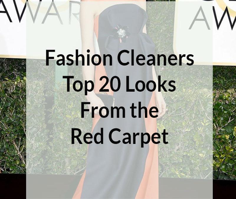 Golden Globes 2017 – Top 20 Red Carpet Looks