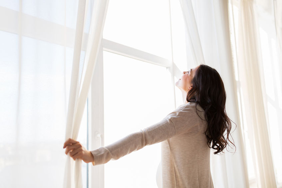 Caring for your curtains and draperies