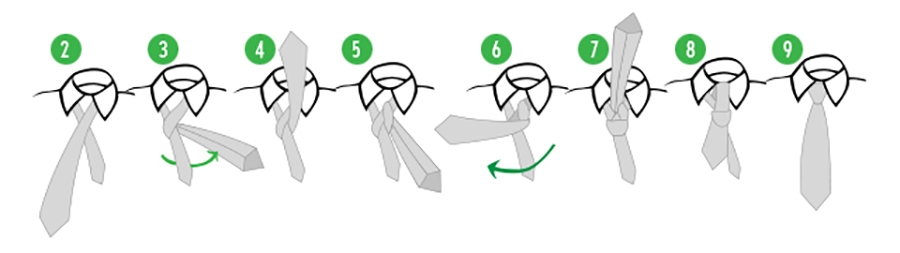 Three Tie Knots Every Man Should Know Fashion Cleaners