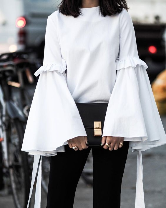 Statement Sleeves Fashion Trend Style 1