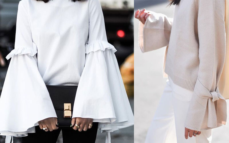 Statement Sleeves: Fashion Cleaners - Fashion Friday Trend Report