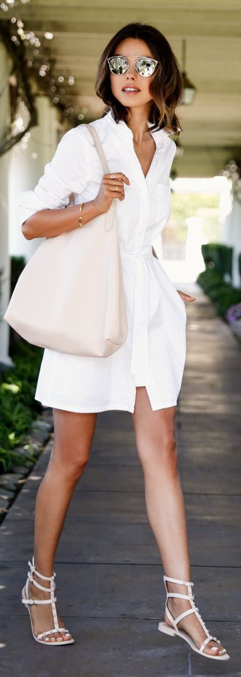 Easter Brunch Outfit Inspiration - Spring Dresses 2