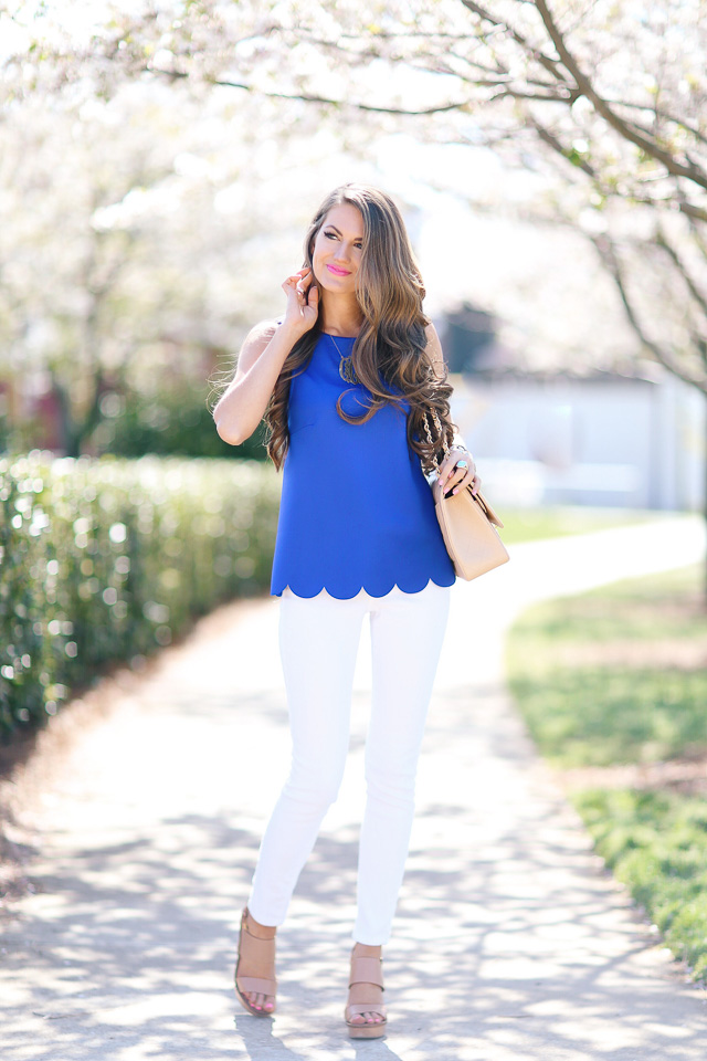 Casual Summer Work Outfits - nuetral dress