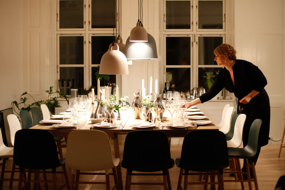 Holiday Entertaining: Holiday Table Setting and Table Linen Care