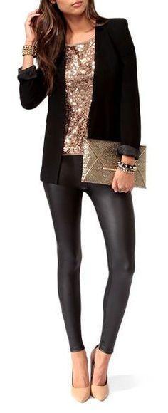 Wearing Sequins on NYE 22
