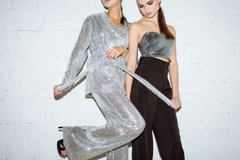 Sparkle on New Years Eve with Sequins