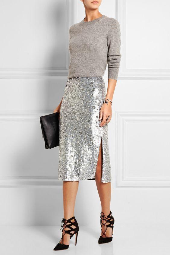 Wearing Sequins on NYE 13