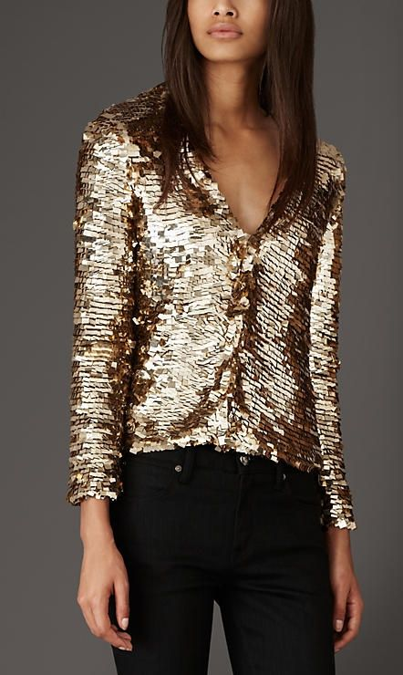 Wearing Sequins on NYE 11