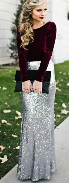 Wearing Sequins on NYE 6