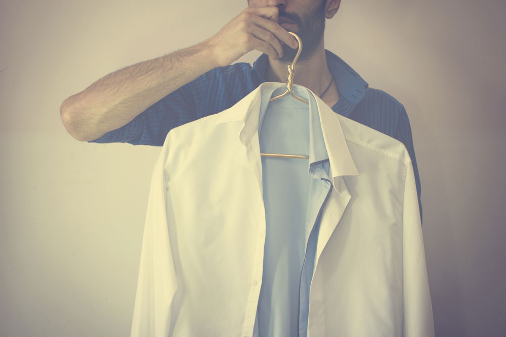 Dress Shirt Care and Cleaning