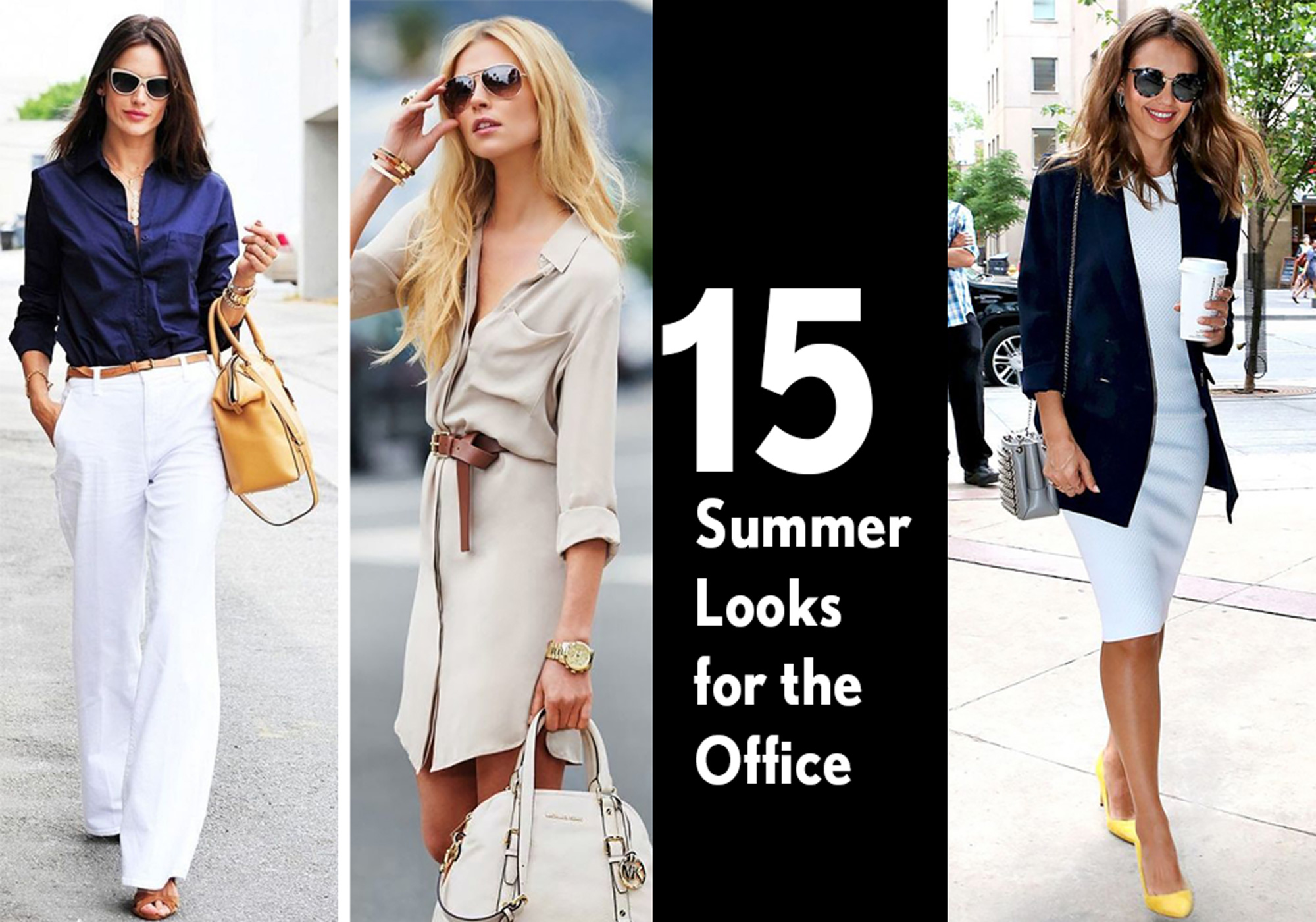 15 summer looks for the office