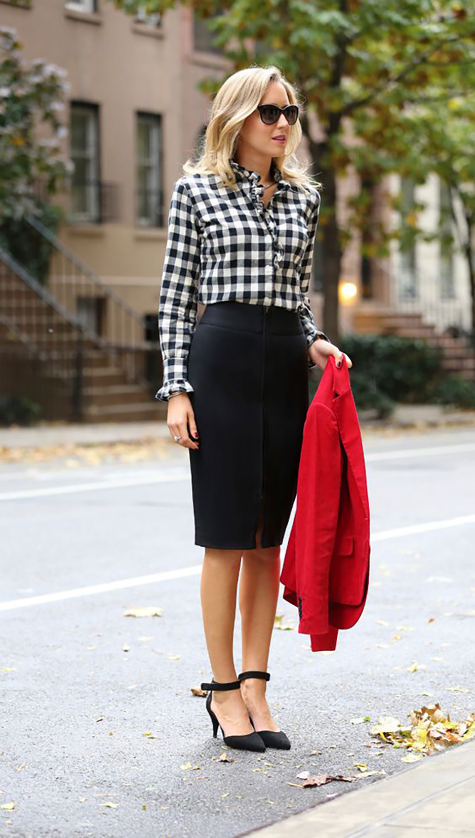 15 summer looks for the office Look 2