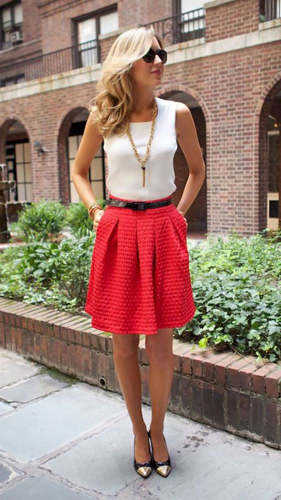 15 summer looks for the office Look 5