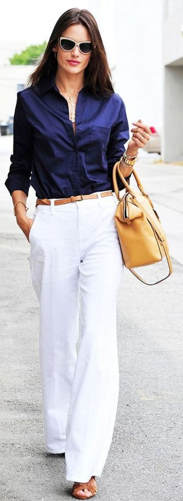 15 summer looks for the office Look 9