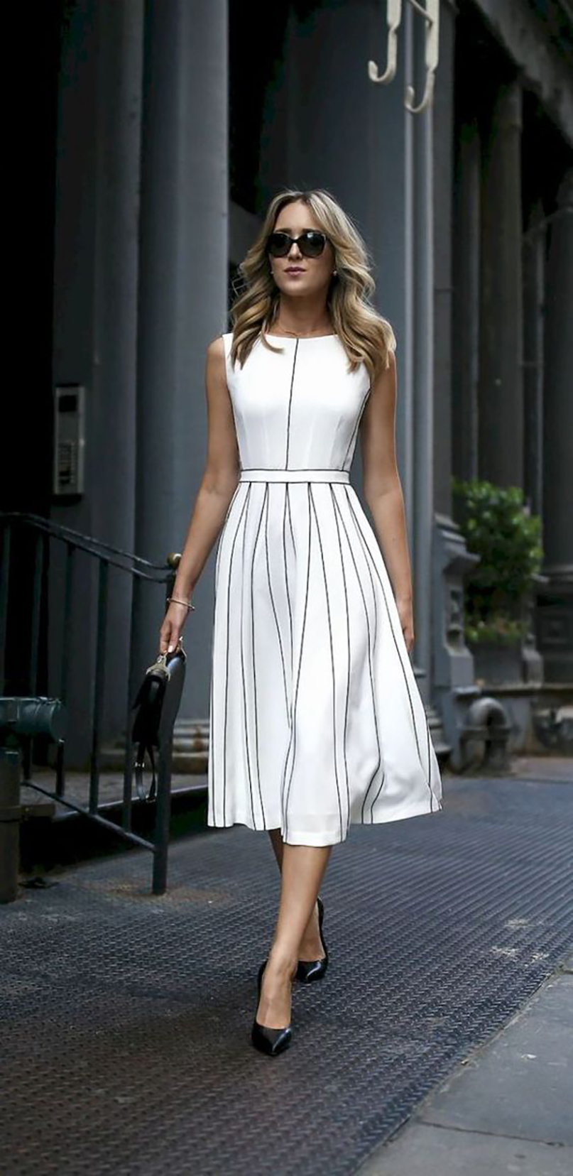 15 summer looks for the office Look 3
