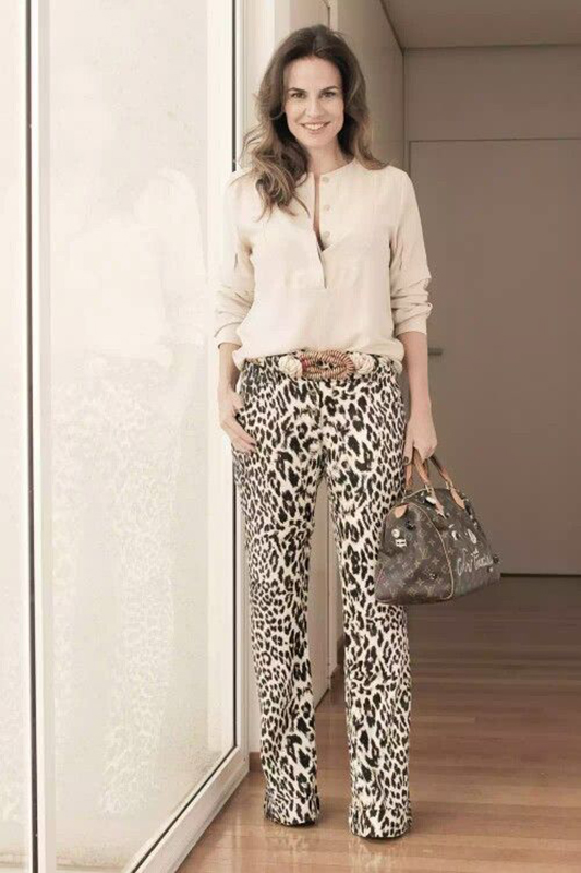 Animal Print Fashion Inspiration 16