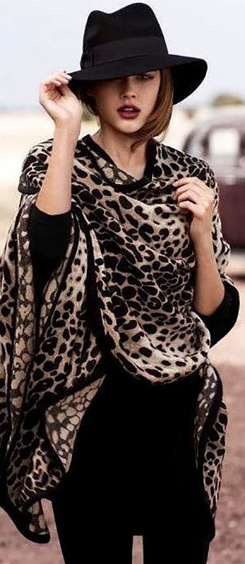 Animal Print Fashion Inspiration 19