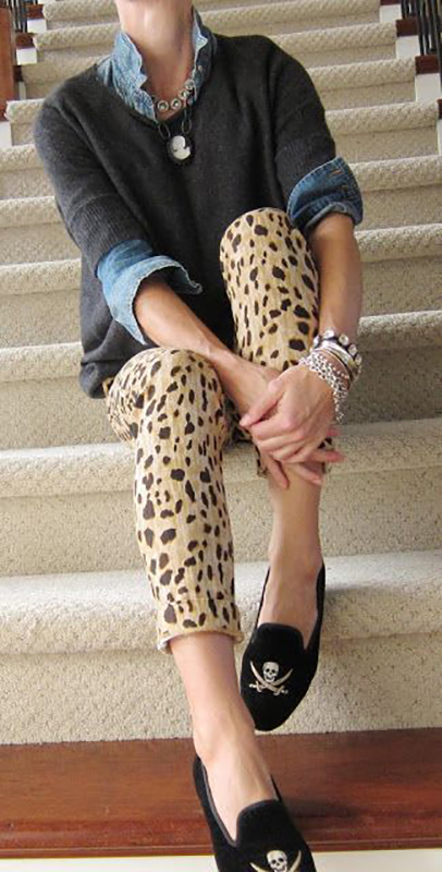 Animal Print Fashion Inspiration 18