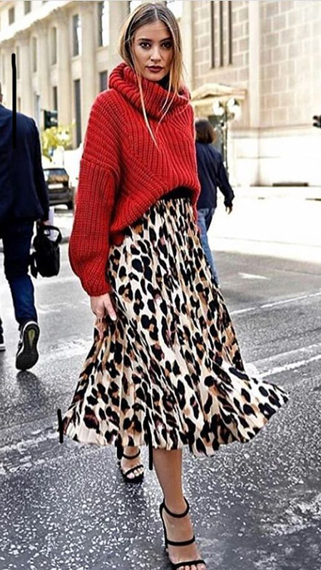 Animal Print Fashion Inspiration 14