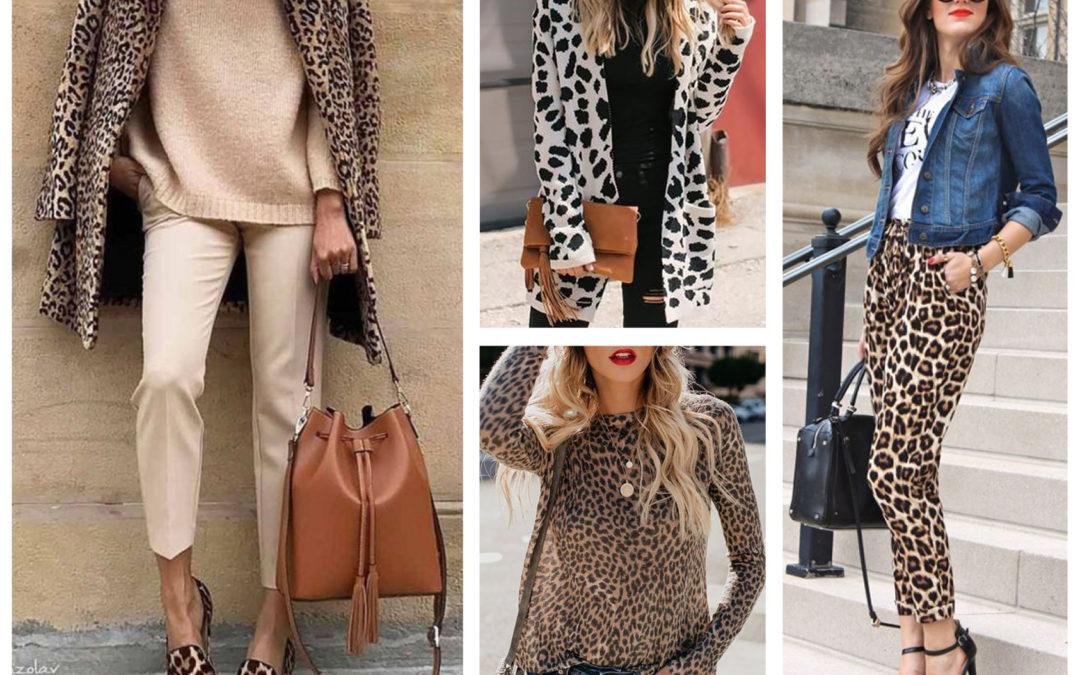 Fashion Friday: 25 Ways to Wear Animal Print in 2019