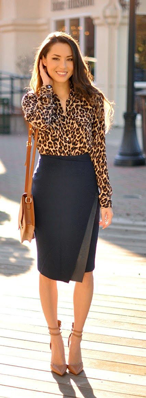Animal Print Fashion Inspiration 13