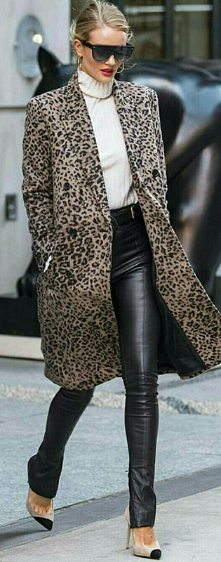 Animal Print Fashion Inspiration 10
