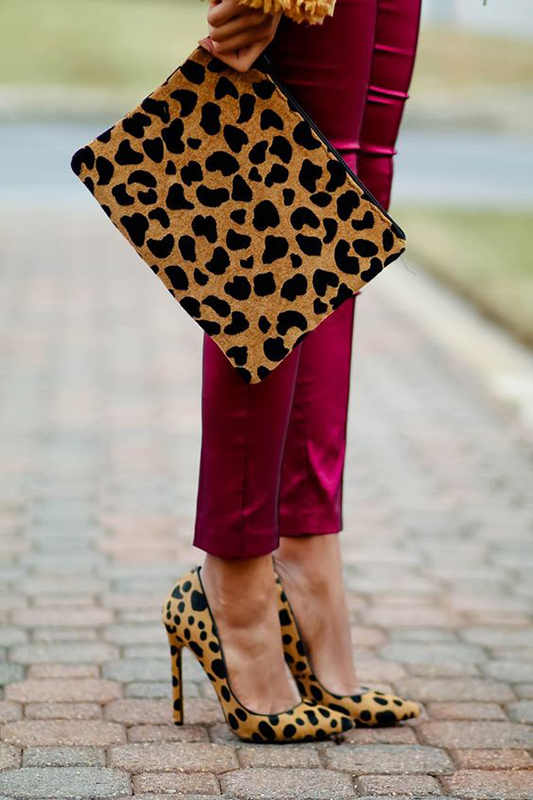 Animal Print Fashion Inspiration 9