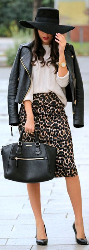 Animal Print Fashion Inspiration 25