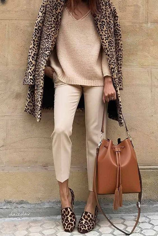 Animal Print Fashion Inspiration 5