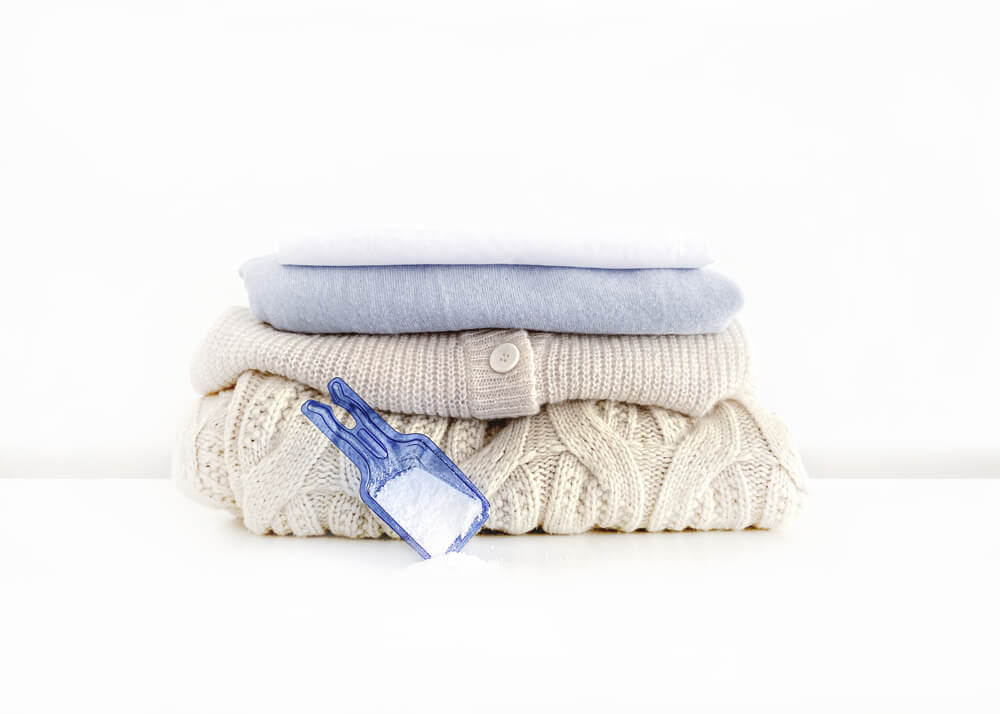 Caring for sweaters by Fashion Cleaners
